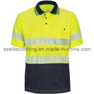 3m 8910 Polo Shirts Reflective Tape Safety Work Wear (ELTHVJ-129) pictures & photos
