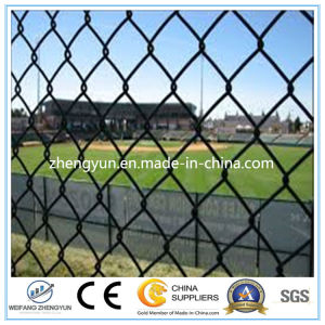 Low Prices PVC Coated Iron Wire Mesh Chain Link Fence pictures & photos