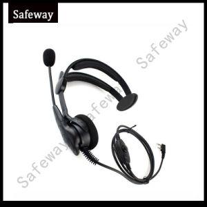Walkie Talkie Headset for Kenwood Tk3100 Tk3200 pictures & photos