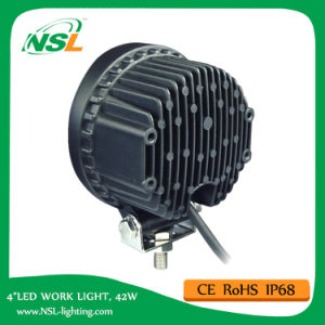 """New Arrived 42W 4.5"""" LED Work Light/2800lm LED Work Light/LED Work Light for Forest Machine pictures & photos"""