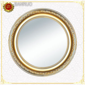 Plastic Mirror Frame (PUJK03-G) for Home Decoration pictures & photos