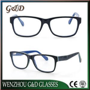 New Design Acetate Glasses Frame Eyewear Eyeglass Optical 45-509 pictures & photos