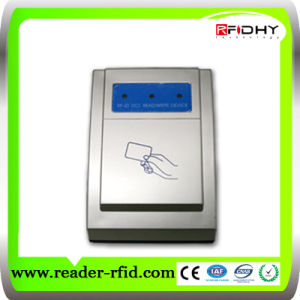 Hot Selling RS232 MIFARE RFID Electric Card Reader pictures & photos