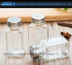 100ml Glass Condiment Bottle Herb Spice Pepper Salt Shaker pictures & photos