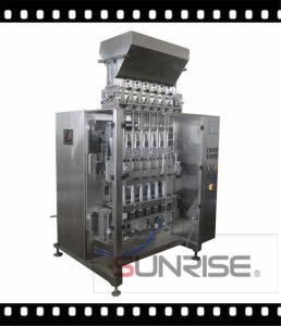 D750 Multi-Lane Granule Vacuum Packing Machine for Rice