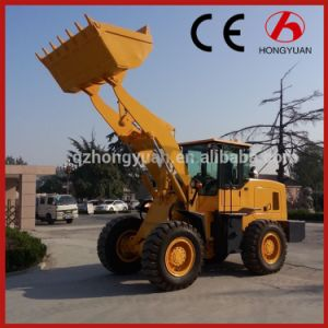 3 Tons Compact Front End Wheel Loader Zl30f Ce TUV Certificate pictures & photos