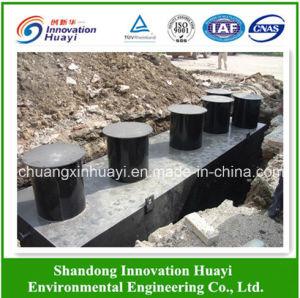 Underground Sewage Water Treatment Equipment pictures & photos