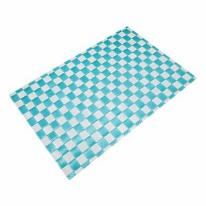 Two Colors Polyester Woven Placemat for Tabletop pictures & photos