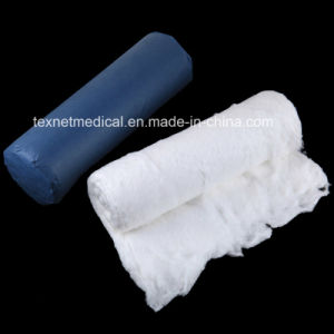 High Quality Cotton Roll for Medical Use pictures & photos