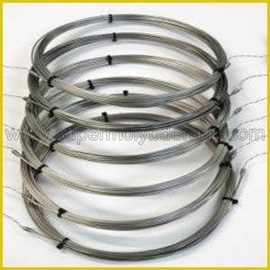 High Temperature Thermocouple Wire W-Re5/26, W-Re3/25