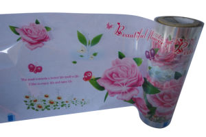 Popular Heat Transfer Printing Paper for Plastic pictures & photos