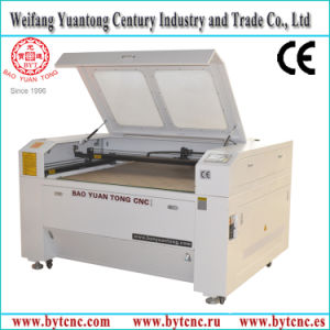 Factory Promotion! Bjg-1610t Double Laser Head Laser Cutting Machine pictures & photos