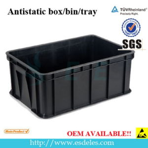Anti-Static Plastic Component Box