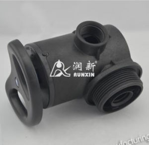 Runxin Manual Filter Water Flow Control Valve (F56AC) pictures & photos