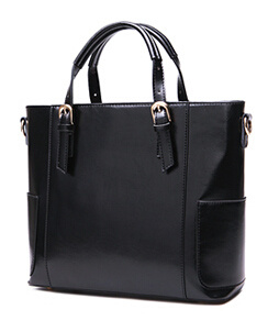2015 Spring Fashion PU Handbag (JZ33039)