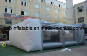 Mobile Inflatable Spray Booth, Inflatable Paint Booth pictures & photos
