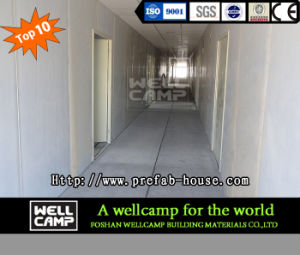 Dormitory Used Two Floor Mobile Modular Prefab House pictures & photos