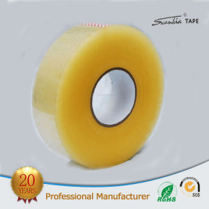 Acrylic High Adhesion BOPP Carton Packing Tape pictures & photos