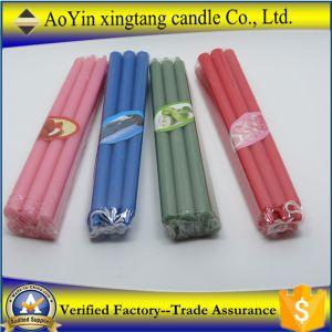 Wholesale 12g Red Candle/Color Candle to Mideast Ay-121212c pictures & photos