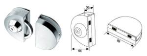 Glass Door Lock (GDL-17) in Zinc Alloy, Stainless Steel pictures & photos