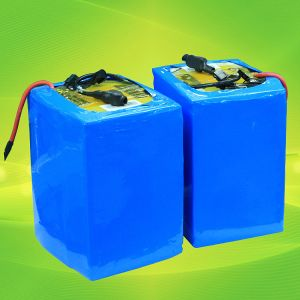 96V 40ah 80ah Lithium Battery for Electric Motorcycle pictures & photos