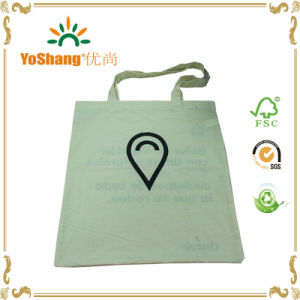 100% Cotton Recyclable Shopping Tote Bag pictures & photos