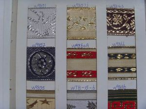 Decorative Satin Ribbon for Festival pictures & photos