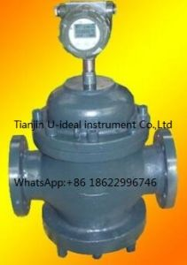 Waist Wheel Flow Meter Measure Water, Diesel pictures & photos