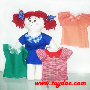 Cloth Doll DIY Dress Clothing pictures & photos