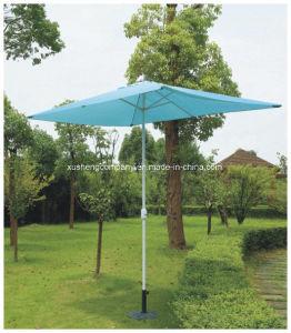 Outdoor Garden Patio Hand Push Sun Umbrella Parasol pictures & photos
