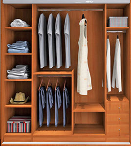 Bedroom Closets And Wardrobes Bedroom Closet And Cupboard Examples ...