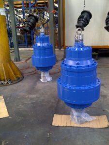 Brevini Female Splined Shaft Planetary Gearbox pictures & photos