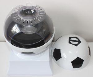 Square Football Popcorn Maker