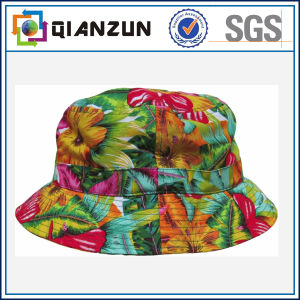 Colorful Printed Reversible Bucket Hat pictures & photos
