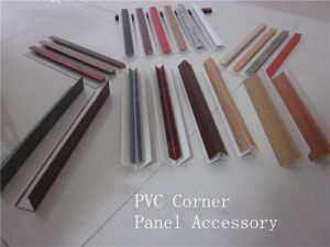 Good Quality 25cm Width Lamination PVC Wall Panel Plastic Panels pictures & photos