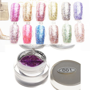 Art Nail Beauty Glitter UV Gel Polish 12 Colours (UG31)