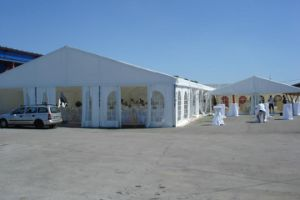 Hot Sale Aluminum Tent Family Pagoda Tent pictures & photos