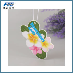 High Quality Paper Car Air Freshener for Car pictures & photos
