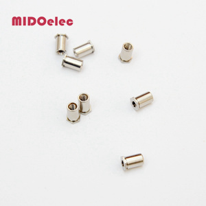 High Quality Flat Head Knurled Body Closed End Rivet Nut pictures & photos