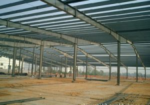 Steel Structure Construction Designed From Professional Manufacturer pictures & photos