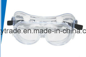 Soft PVC Safety Clear Protective Googles with Ce En166 pictures & photos