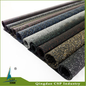 Rubber Flooring Rolls Rubber Mat Flooring pictures & photos