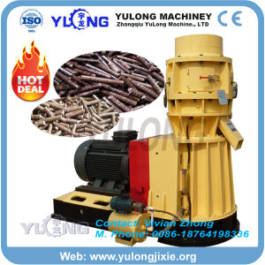 Sawdust Stalk Briquette Press Machine (SKJ-B) pictures & photos