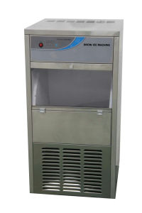 80kgs Snow Ice Machine for Commercial Use pictures & photos