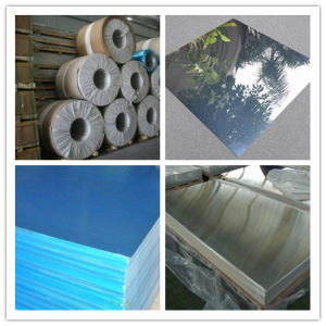High Reflective Polished Aluminum Mirror Sheet pictures & photos
