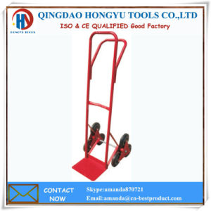 High Quality Stair Climbing Multi-Purpose Ht1310b Hand Truck/Hand Trolley pictures & photos