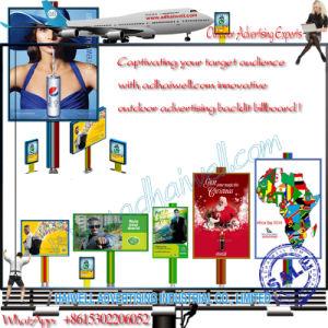 Backlit Light Box & Backlit Signs -Custom Manufacturing-Decoration Backlit Advertising pictures & photos