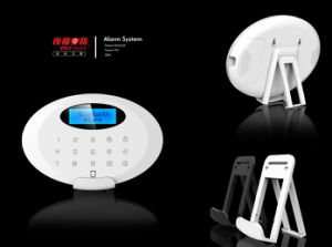 Bluetooth APP GSM Alarm Systems with PIR Motionsensor, Door Contact pictures & photos