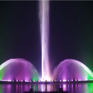 Rainbow Jump Jet Fountain in Square /Economic Fountain pictures & photos