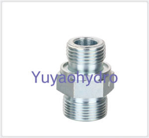 Male Stud Connector Bspp ED Sealing Einschraubverschraubungen pictures & photos